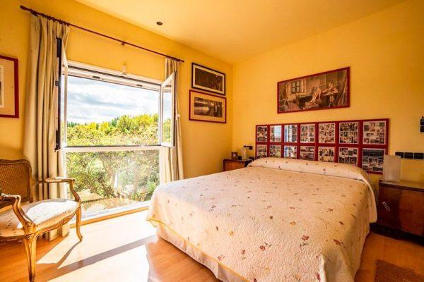habitacion gibrat - hotel rural 26 Labrador en Zaragoza