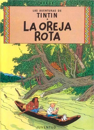 portada del comic La Oreja Rota
