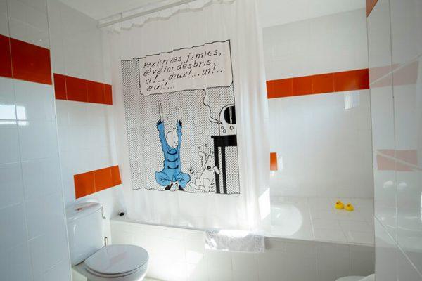 Habitación La Oreja Rota - Hotel rural 26 Labrador en Zaragoza