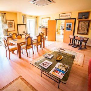 suite corto maltes del hotel rural 26 labrador de zaragoza