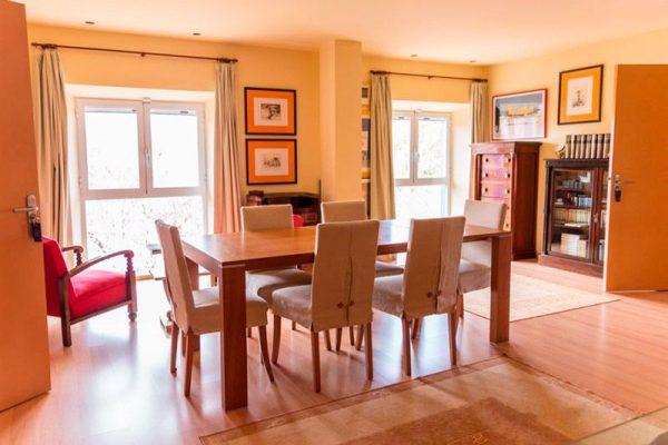 Suite Moebius del hotel 26 Labrador en Calatorao Zaragoza